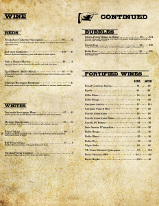 karousel né vers menu